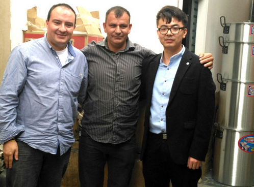 <strong>HAOMEI Aluminum Sales Manager Visit Colombia</strong>