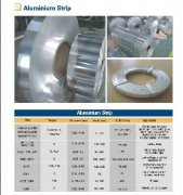 Zhengzhou Aluminium strip with exports in second place