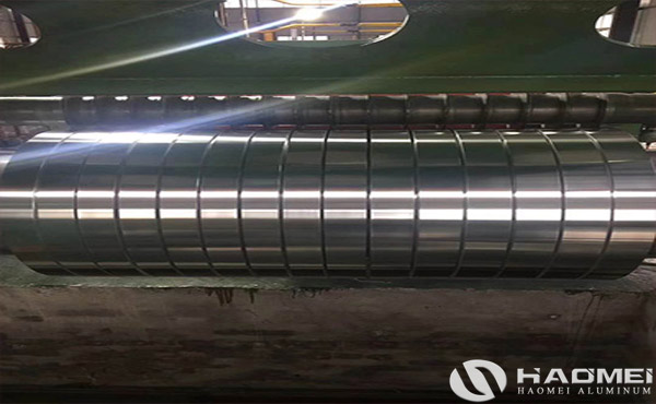cable shielding insulation aluminum strip