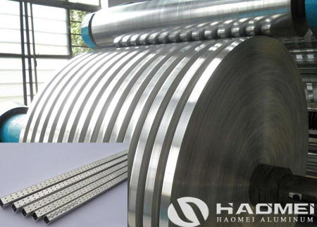Aluminum Spacer Strip | For Insulating Glass | Haom
