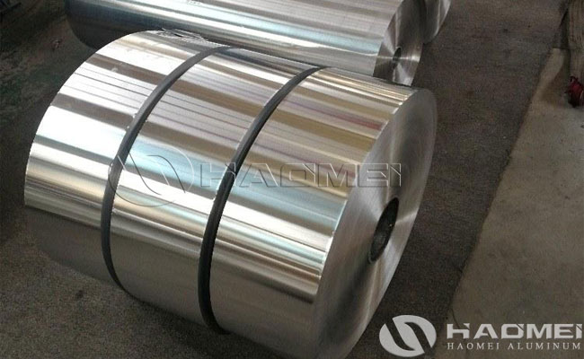aluminum strip for ductwork