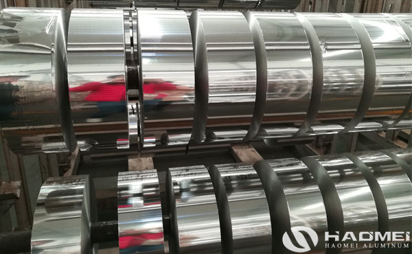 aluminum foil for distribution transformer